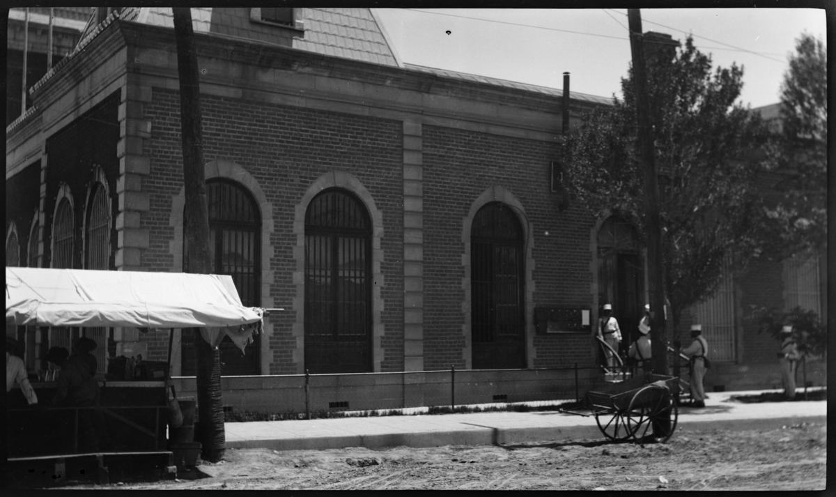Customs House, Side View, Ciudad Juárez, Mexico