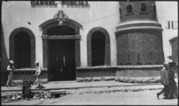 Carcel Publica, Ciudad Juárez, Mexico