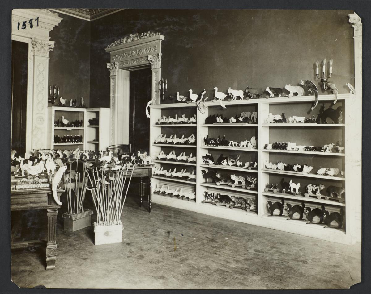 Old Men's Toy Shop Album -- Old Men's Toy Shop