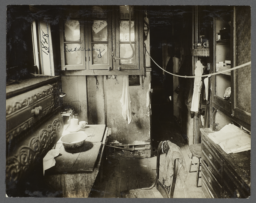 Tenement Home Kitchens