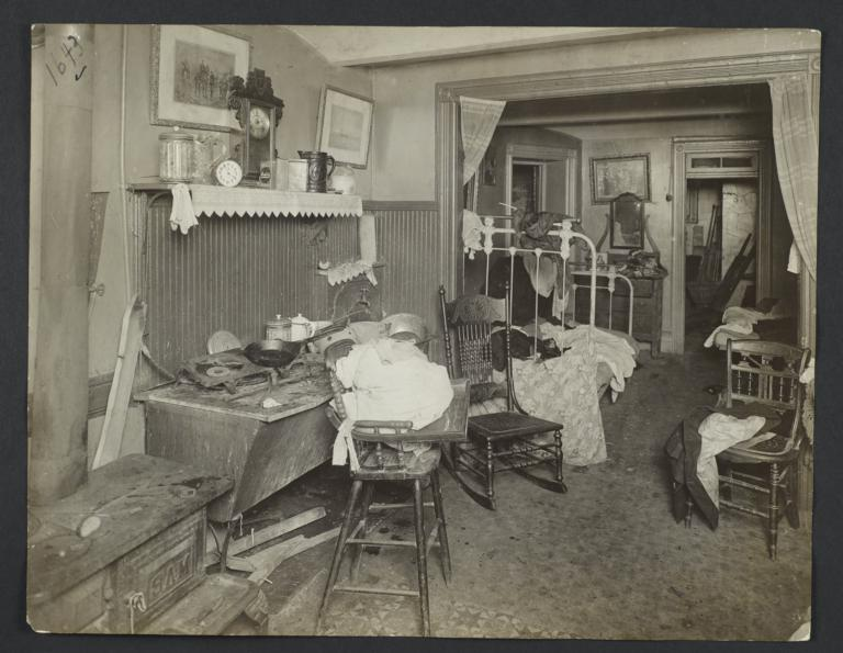 Tenement Rooms