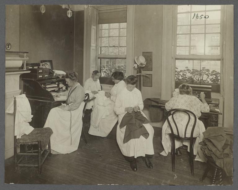 Women's Workrooms Album -- Women's Work Room