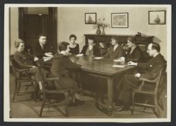 Charity Organization Society-Administrative Staff