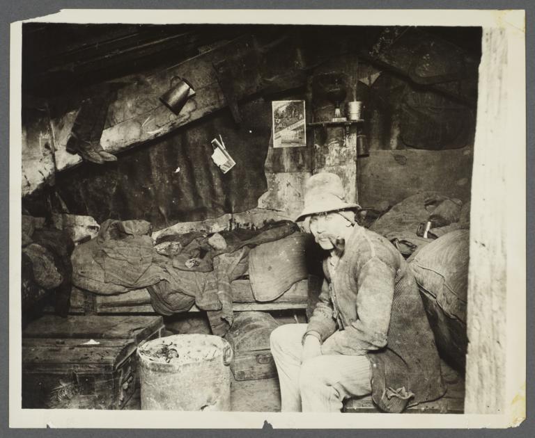 Under the Dump at Rivington Street