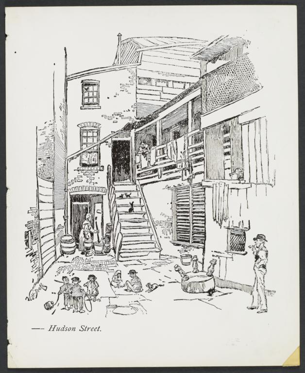 Hudson Street