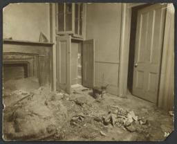 Room with Debris