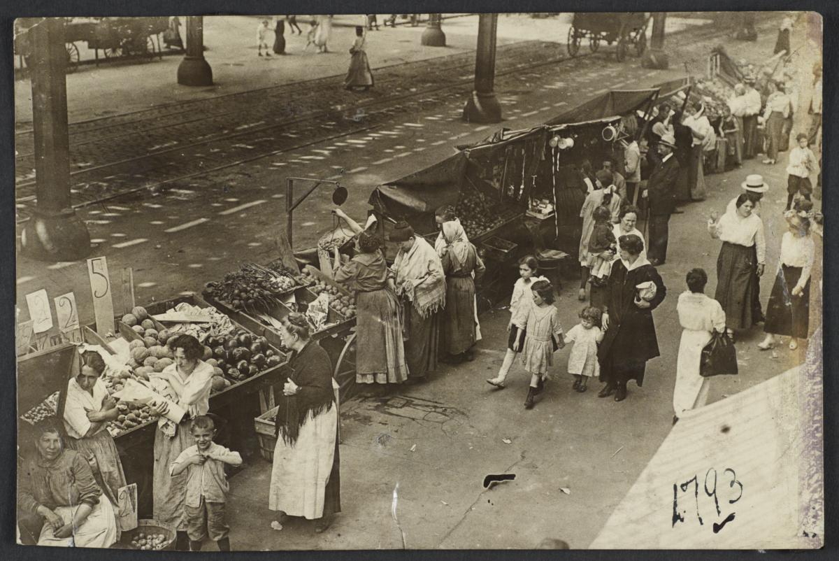 Pushcart Market