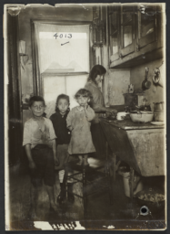 Women and Children in the Kitchen