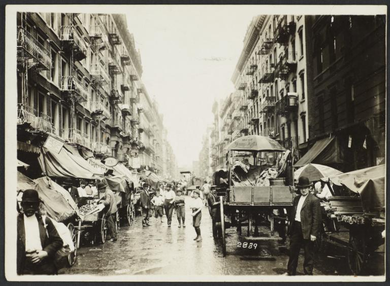 Orchard Street As It Is Now