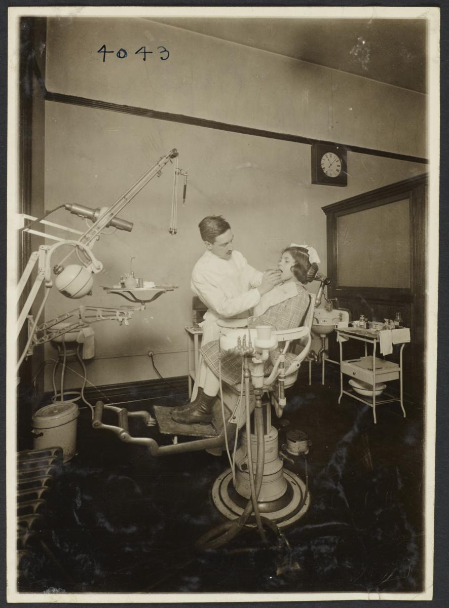 Mulberry Health Center Album -- Dental Clinic