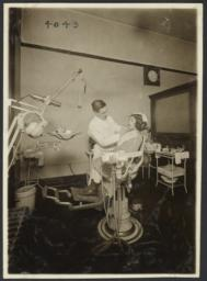 Mulberry Health Center Album -- Dental Clinic