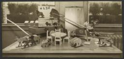 Old Mens Toy Shop Album -- Toys Created in Old Men's Toy Shop