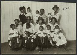 Columbus Hill Health Center Album -- Developing Child Health via Community Organization