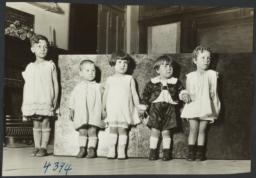Mulberry Health Center Album -- Children Holding Hands