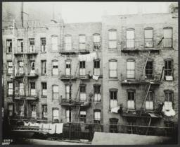 Tenement Buildings
