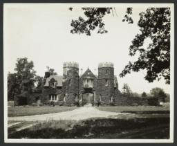 Ward Manor Gate Lodge
