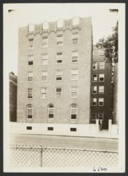 Tompkins Square House