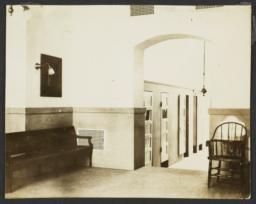 Men's Waiting Area