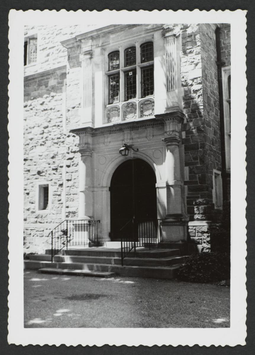 View of Ward Manor