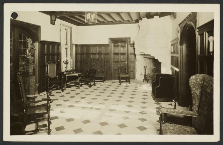 Manor House Entrance Hall