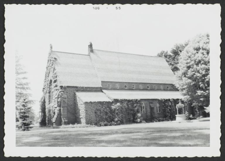 Chapel of the Holy Innocents, Bard College