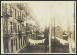 Second Avenue Clotheslines
