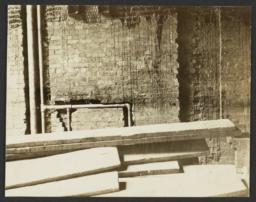Wooden Planks on Duffield Street