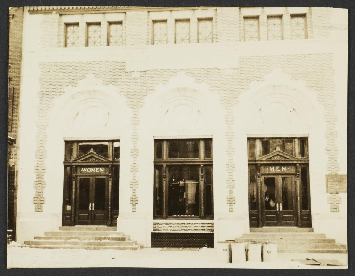 Montrose Avenue Bath House