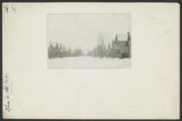 Workingmen's Homes, Sherman Street, Buffalo, New York