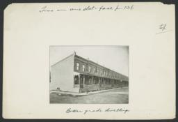 Philadelphia: Typical Homes of Workingmen, Better Grade Dwellings