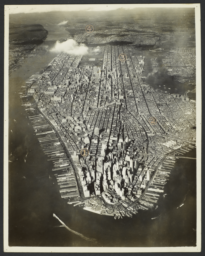 Aerial Survey of Manhattan