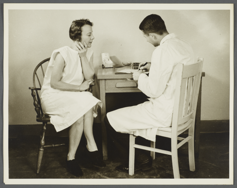 Health Examination-Women Album -- Medical History