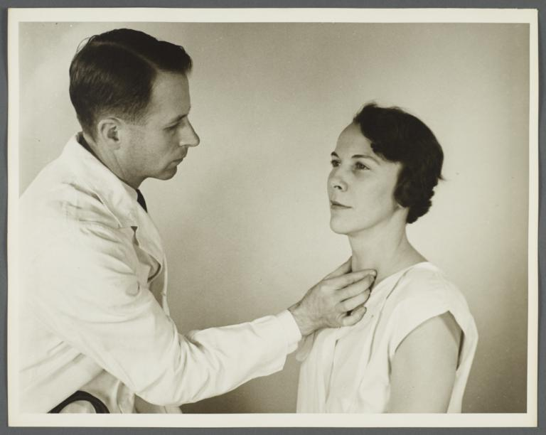 Health Examination-Women Album -- -- The Thyroid