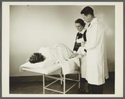 Health Examination-Women Album -- Rectal Examination