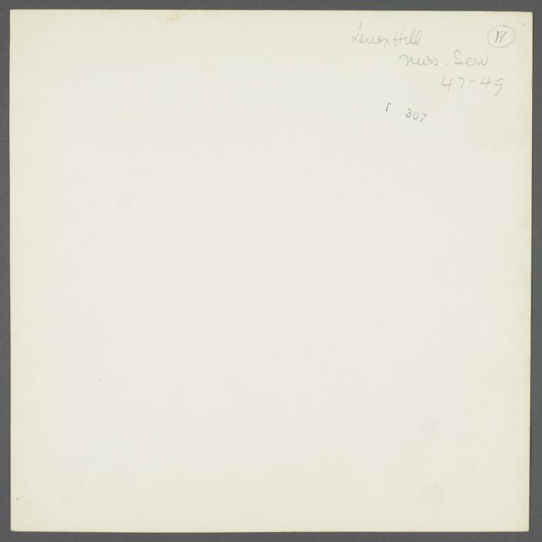 Lenox Hill, 1948-1949 Album -- Washing Windows