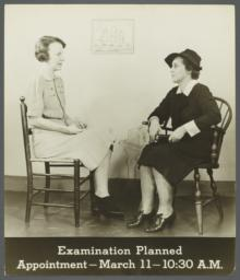 Women's Health Examination Portfolio -- Examination Planned Appointment , March 11, 10:30 AM