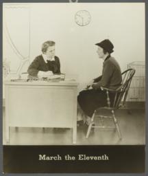 Women's Health Examination Portfolio -- March the Eleventh