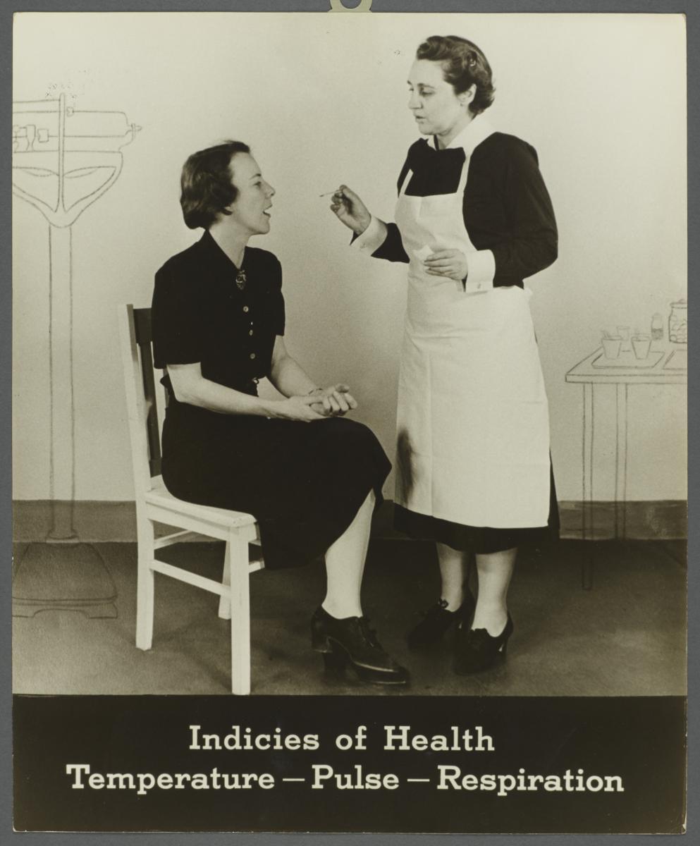 Women's Health Examination Portfolio -- Indices of Health Tempurature -- Pulse -- Respiration