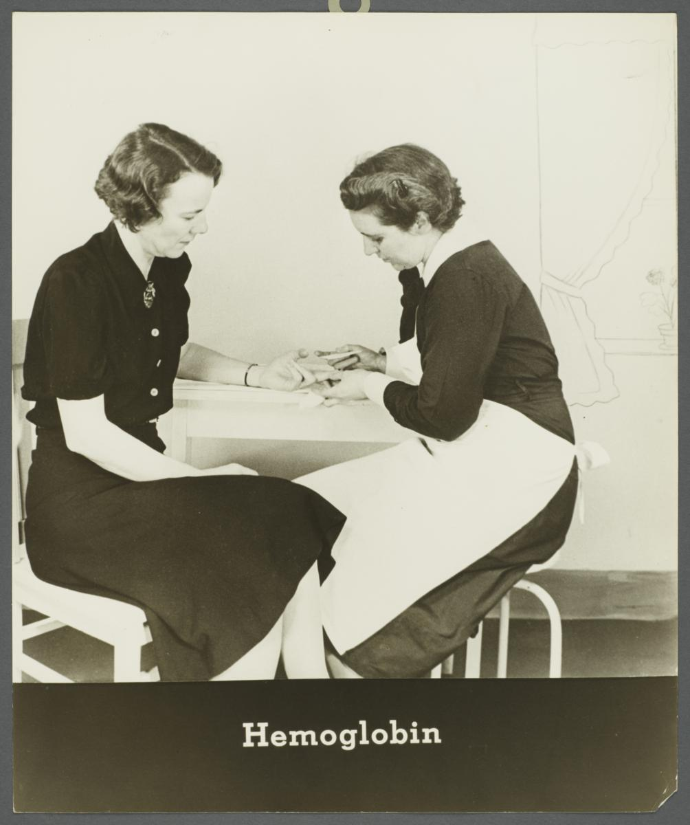 Women's Health Examination Portfolio -- Hemoglobin