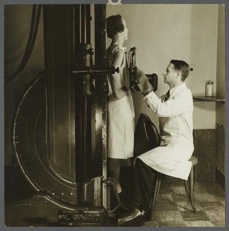 Women's Health Examination Portfolio -- X-Ray
