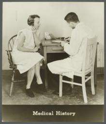 Women's Health Examination Portfolio -- Medical History