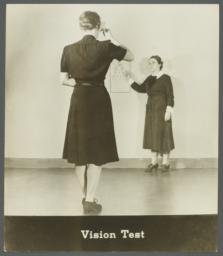Women's Health Examination Portfolio -- Vision Test