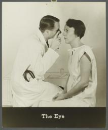 Women's Health Examination Portfolio -- The Eye