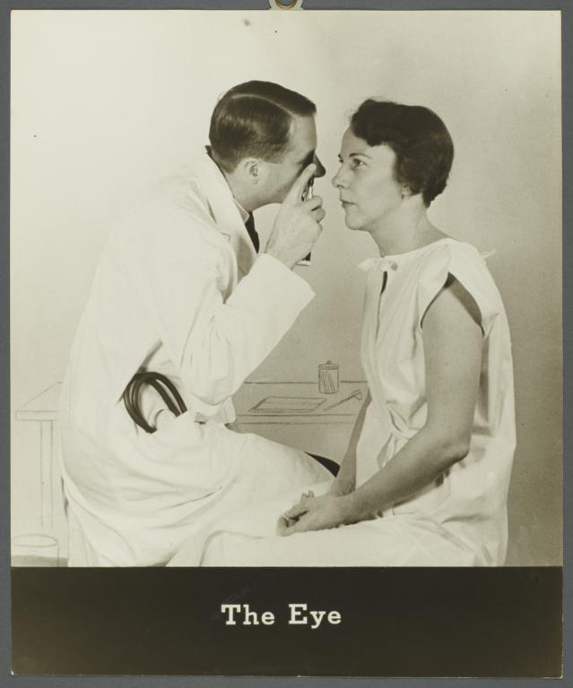 Women's Health Examination Portfolio -- The Eye
