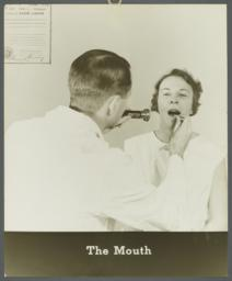 Women's Health Examination Portfolio -- The Mouth