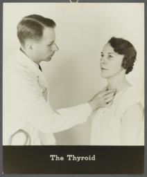 Women's Health Examination Portfolio -- The Thyroid