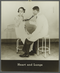 Women's Health Examination Portfolio -- Heart and Lungs