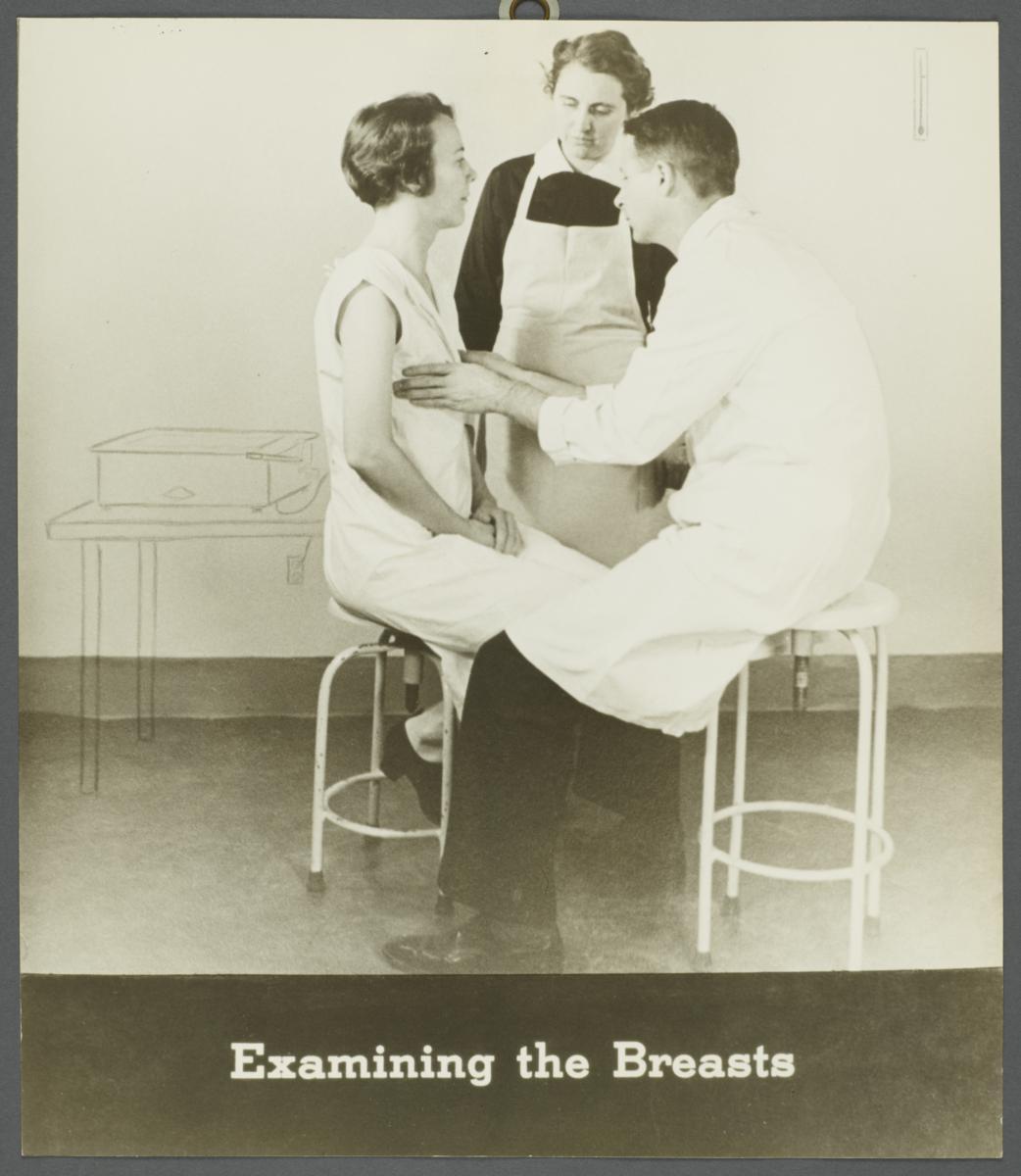 Women's Health Examination Portfolio -- Examining the Breasts