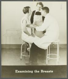 Women's Health Examination Portfolio -- Examining the Breasts