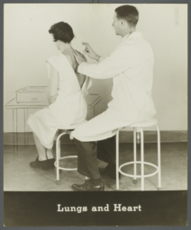 Women's Health Examination Portfolio -- Lungs and Heart
